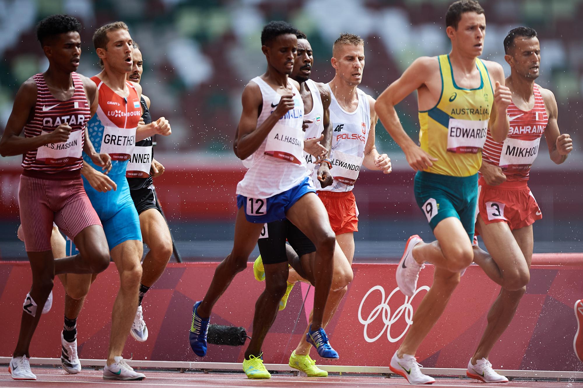 Tokio 2020: Marcin Lewandowski w półfinale Igrzysk