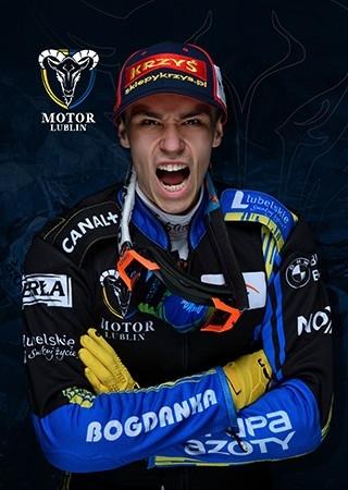 Brązowy medal Indywidualnych Mistrzostw Europy Juniorów dla Mateusza Cierniaka z Motoru Lublin