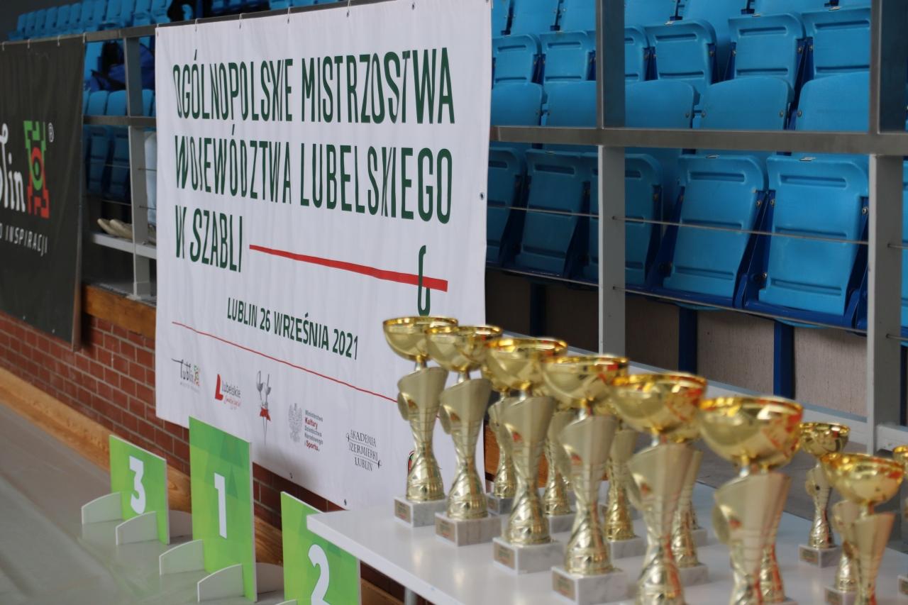 Ogólnopolskie Mistrzostwa Województwa Lubelskiego w szabli