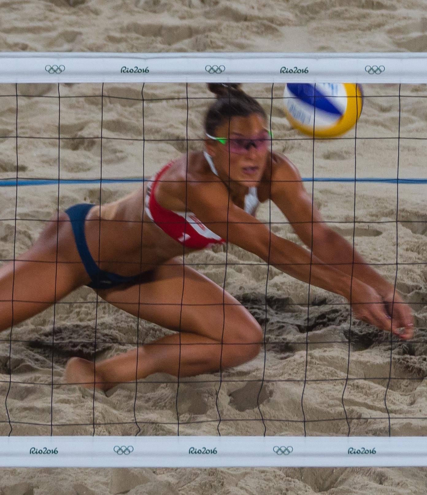 Kinga Wojtasik Mistrzynią Polski w siatkówce plażowej