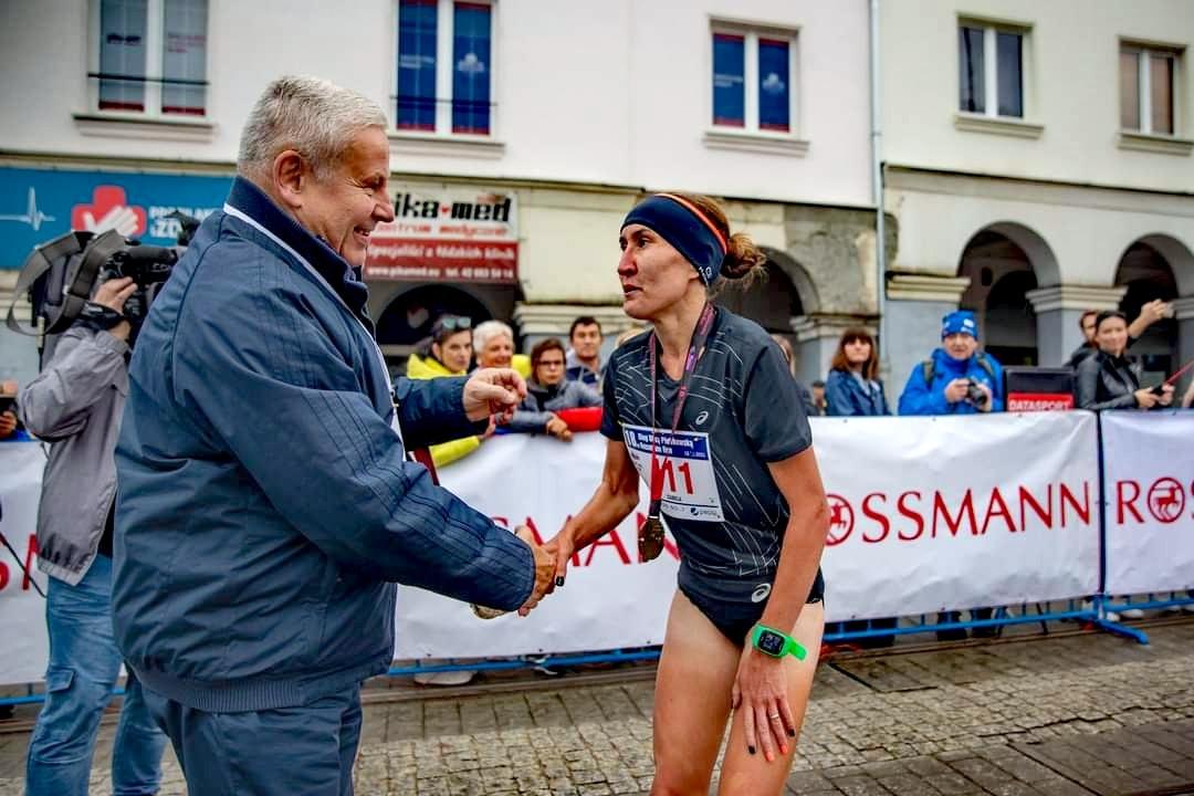 Izabela Paszkiewicz siódma w Maratonie Berlińskim