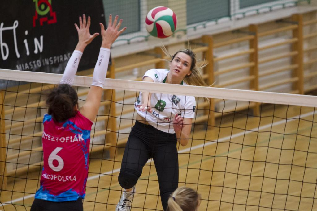 AZS UMCS Volley Lublin vs ŁKS Siatkówka Żeńska 3-1